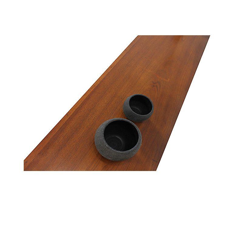 Aparador vintage W. Newton de madera de teca