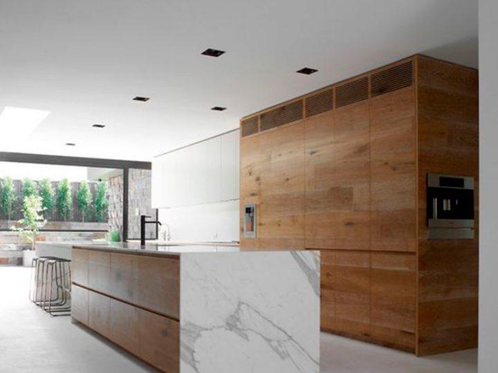 Inspiraciones y algo más… Cocinas de madera