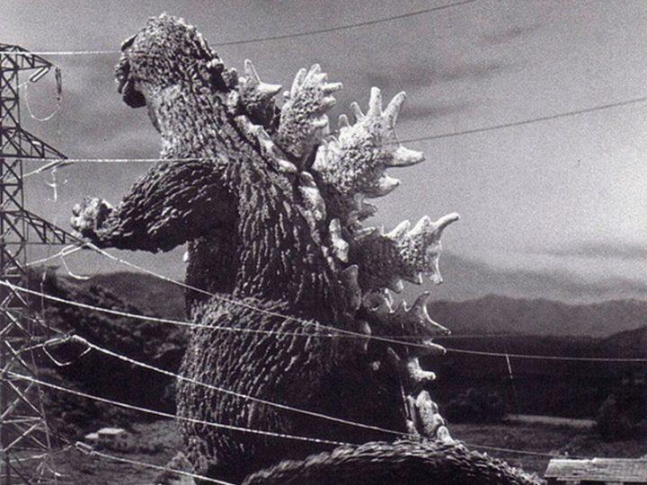 Amigos de Nitel… Godzilla!!!!