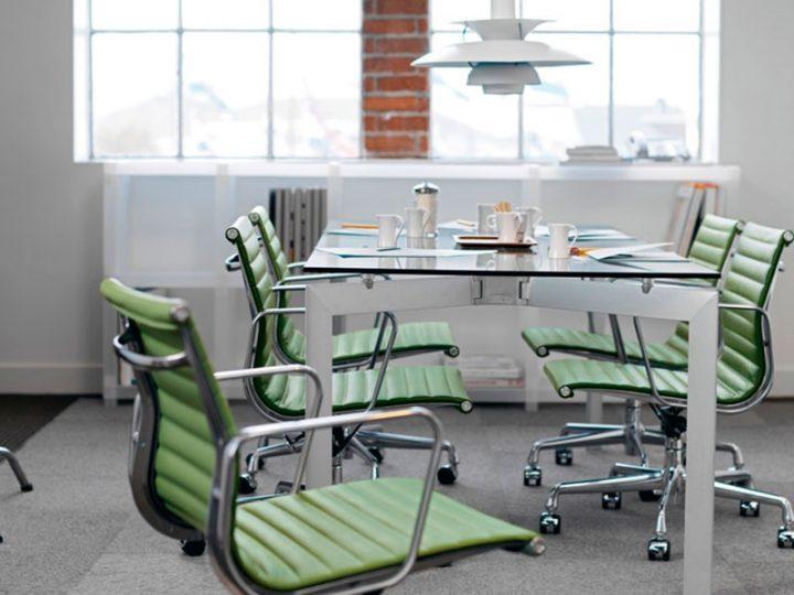 Eames Aluminum Chair