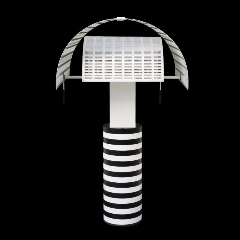 Lámpara Shogun diseño de Mario Botta para Artemide