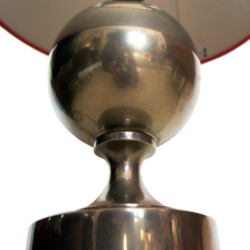 Lámpara de mesa francesa Philippe Barbier