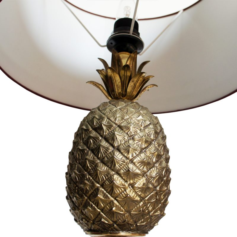 Lámpara piña italiana diseño Mauro Manetti