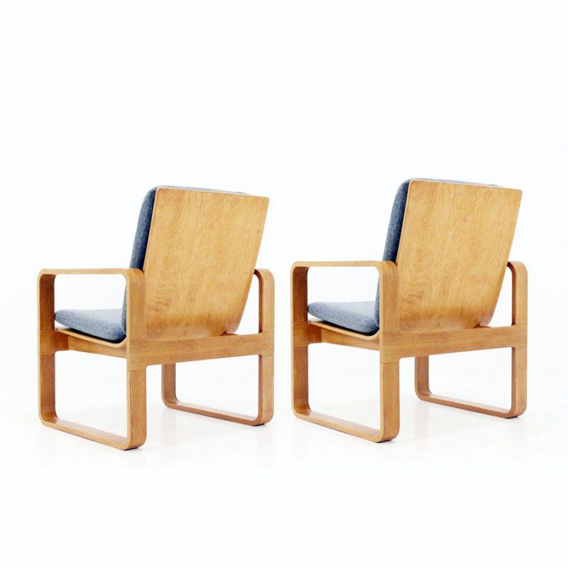 Sillones diseño Magnus Olesen