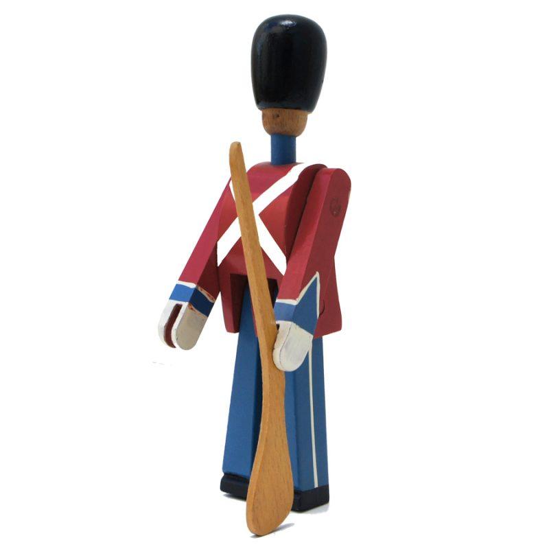 Soldado de madera diseño original Kay Bojesen