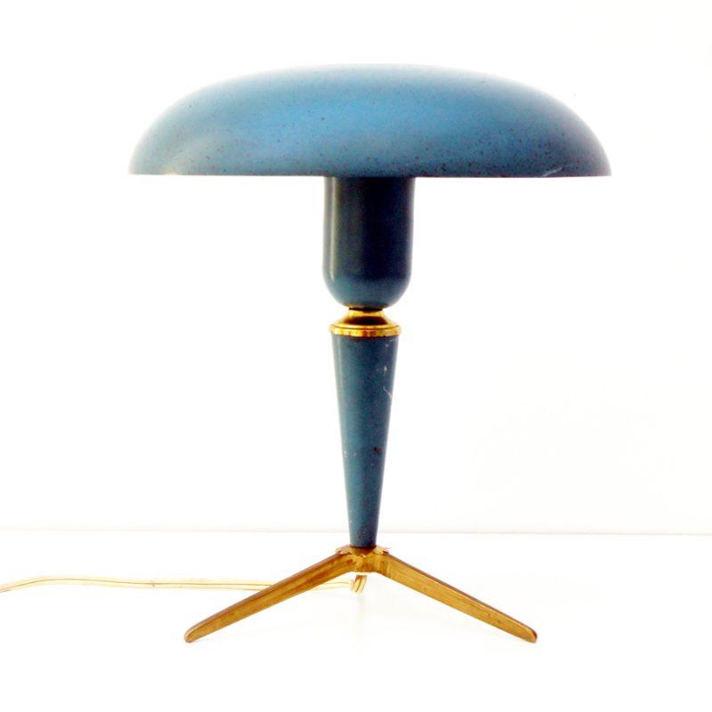 Lámpara Louis Kalff para Philips años 50s