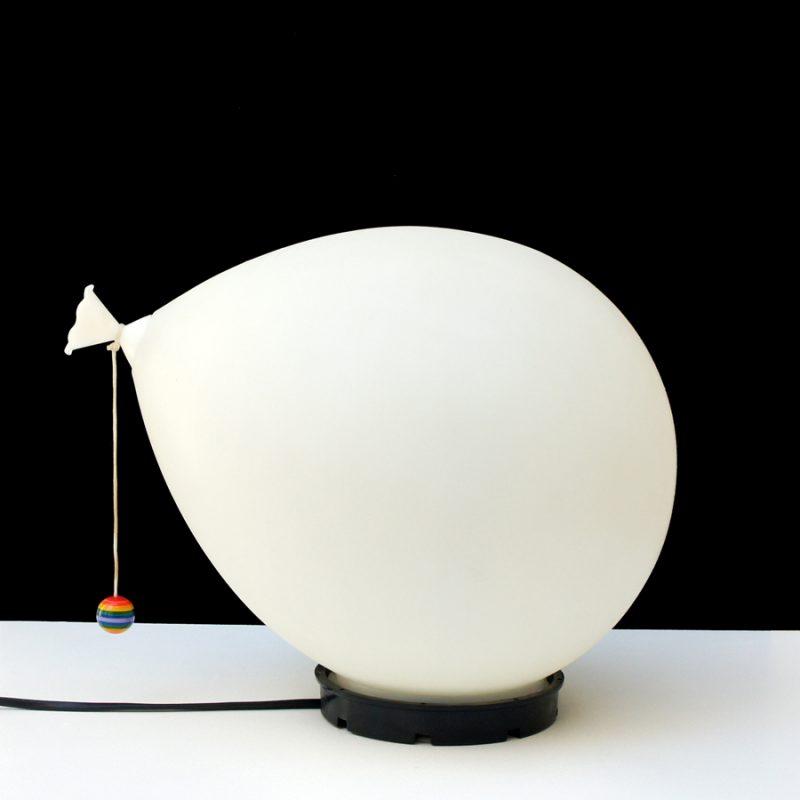 Lámpara globo diseño Yves Christin para Bilumen