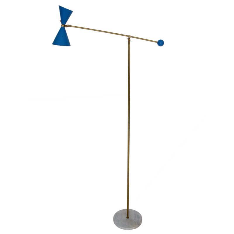 Italian Floor Lamp from Stilux