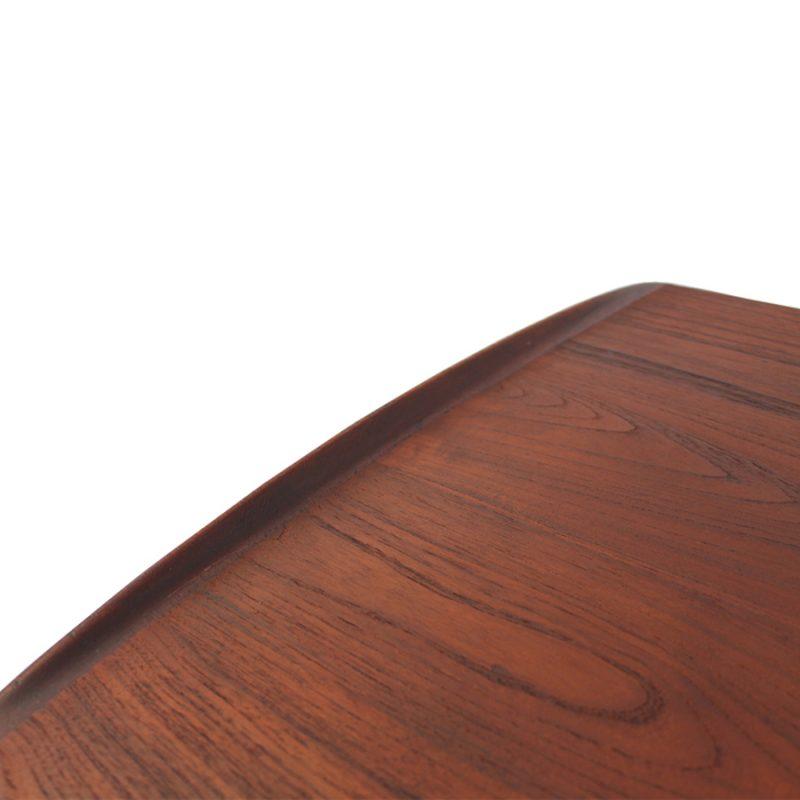 Mesa de centro escandinava de teca Tove & Edvard