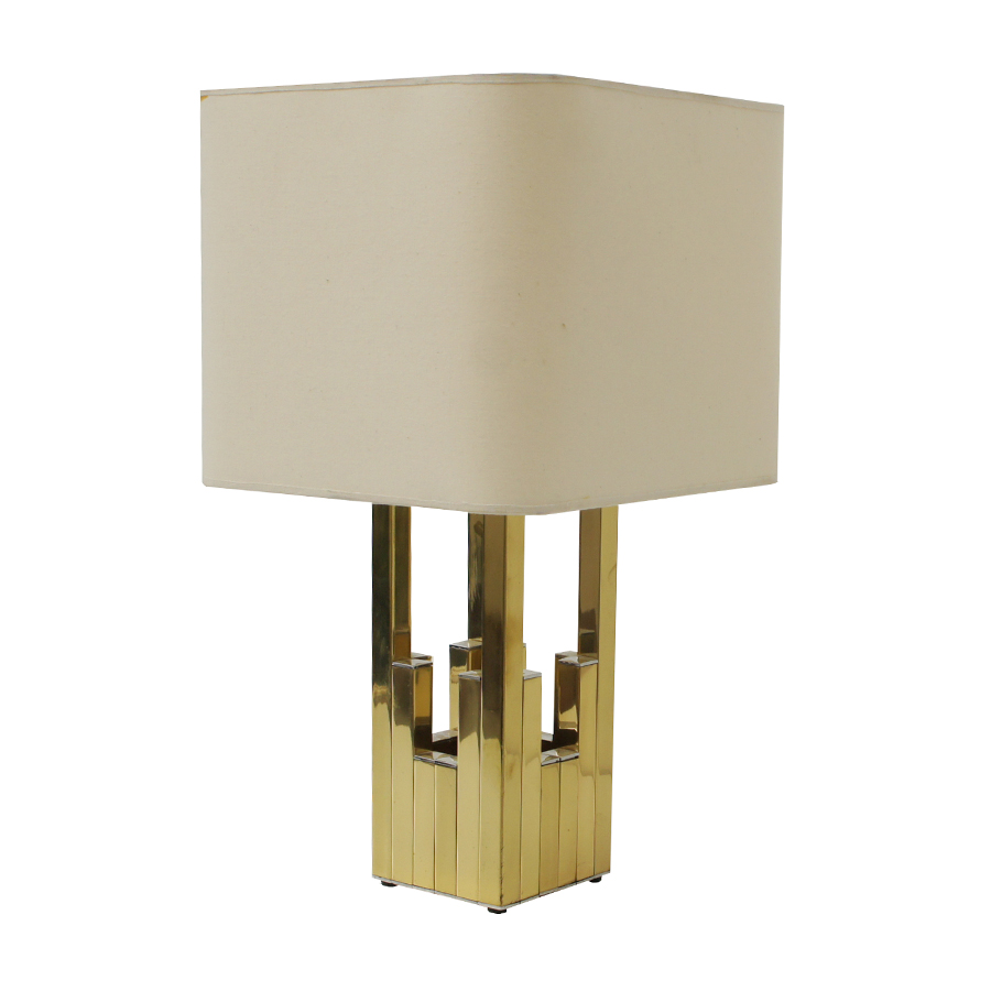 Table Lamps by Willy Rizzo for Lumica, Set of 2