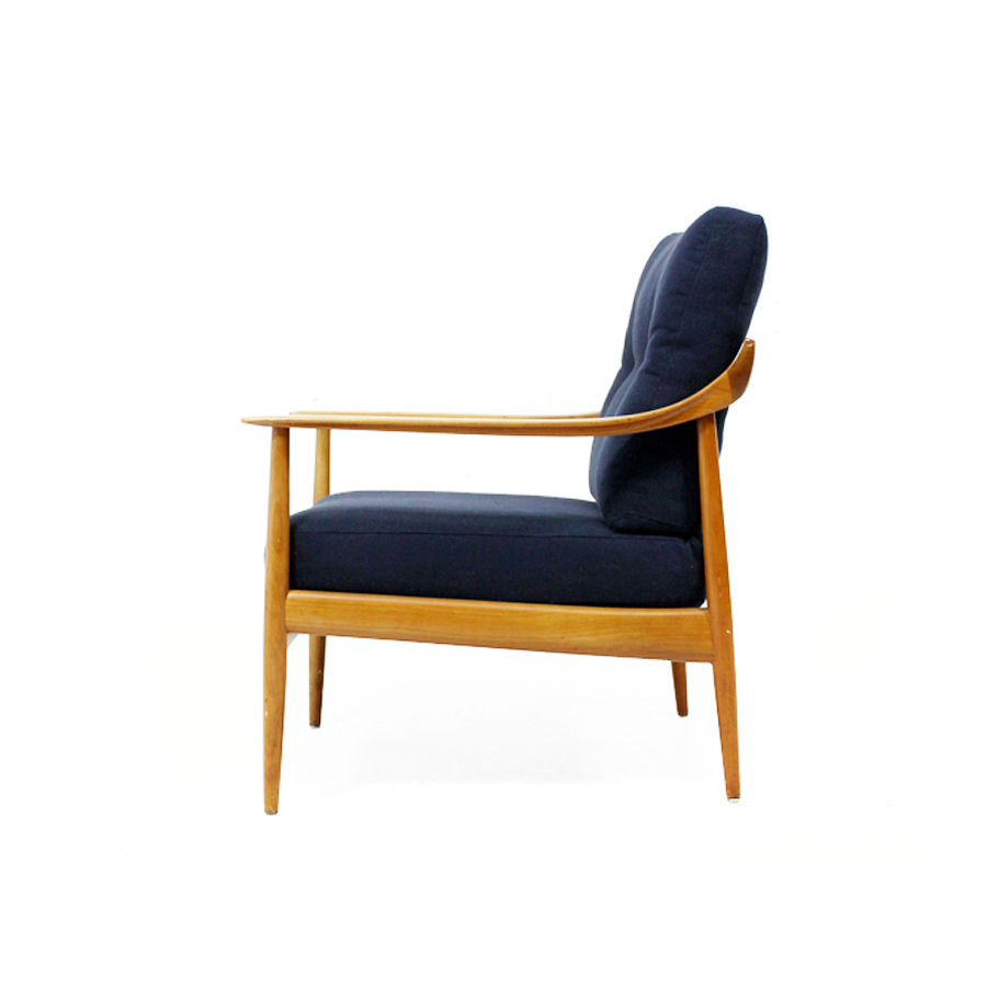 Antimott Easy Chair by Wilhelm Knoll