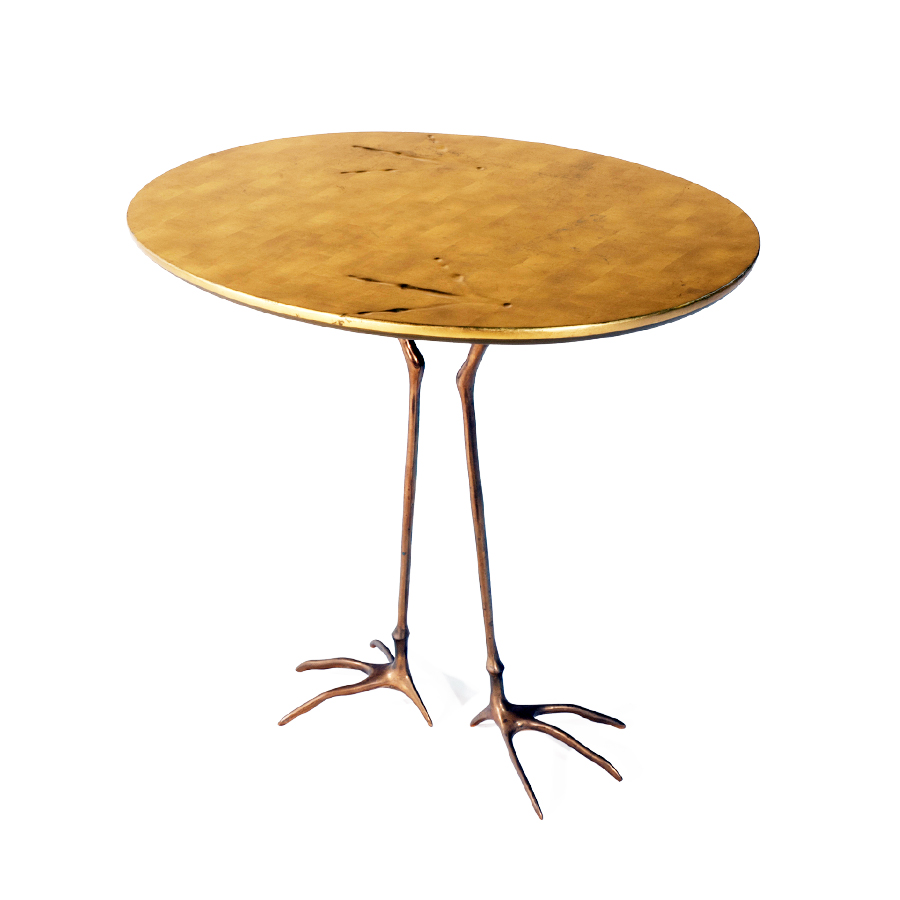 Vintage Traccia Table by Meret Oppenheim