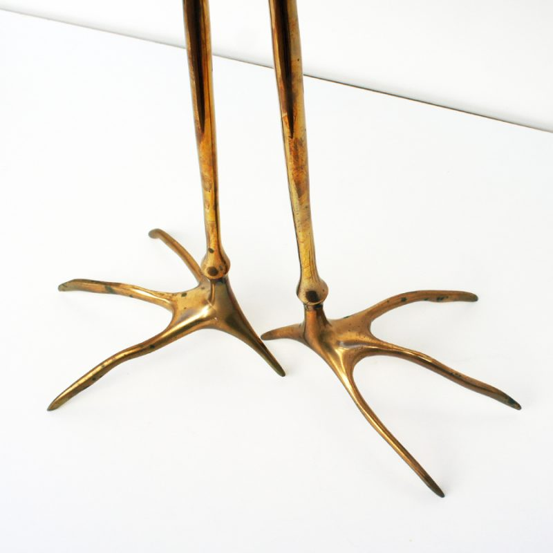 Mesa Traccia original diseño de Meret Oppenheim
