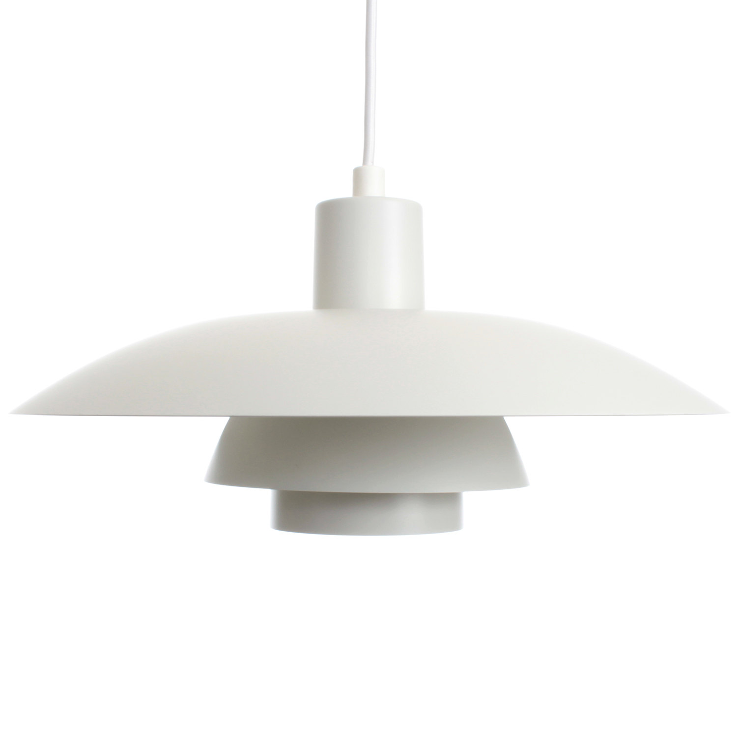 Original PH 3/4 lamp Louis Poulsen white color